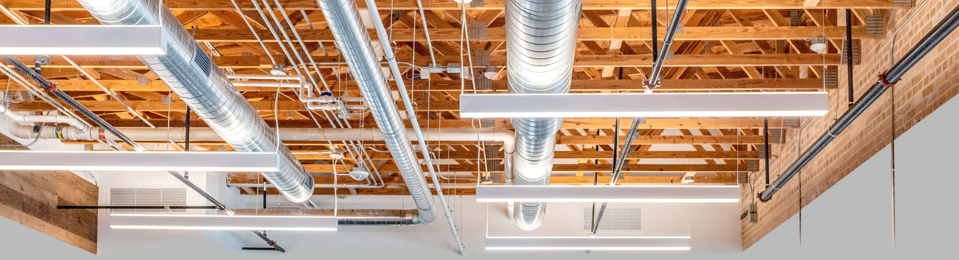 Ductwork and Plumbing